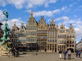 Antwerp-Belcika