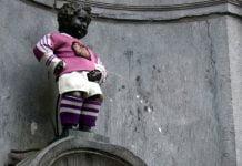 Manneken-Piss-Bruksel