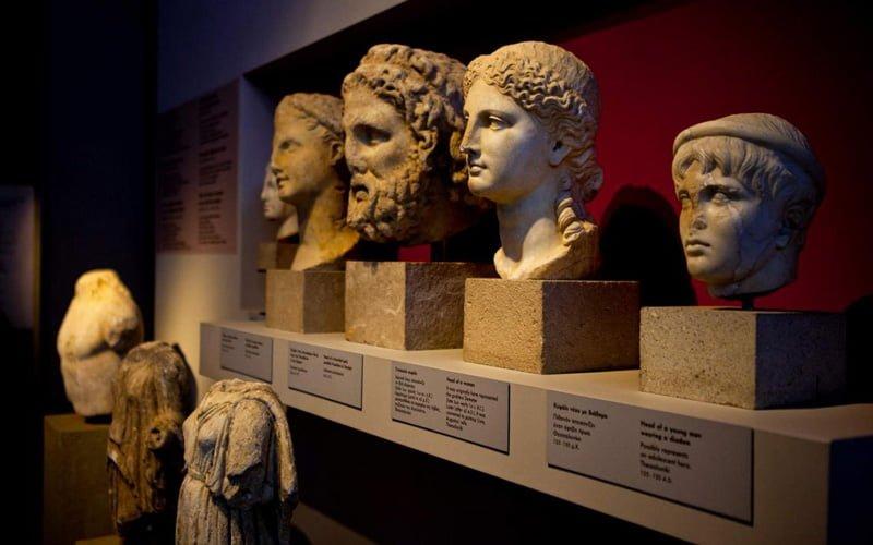 Arkeoloji-Muzesi-Selanik