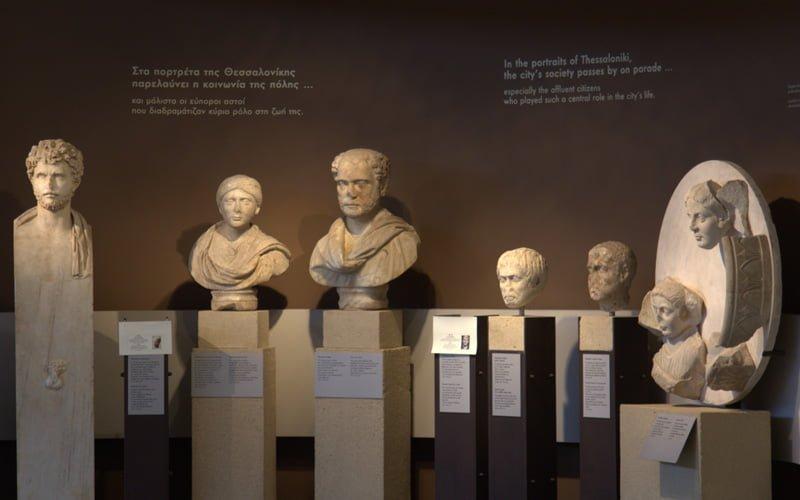 Selanik-Arkeoloji-Muzesi