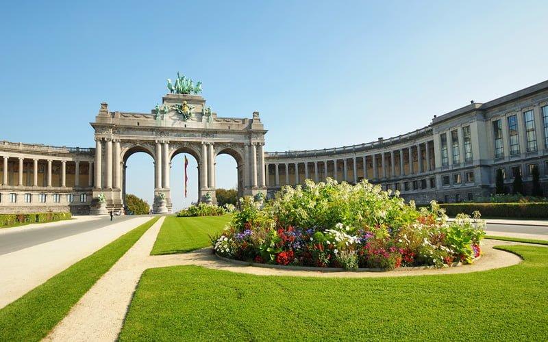 Bruksel-Parklari