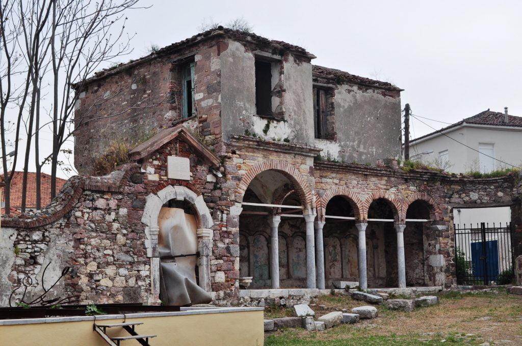 Midilli Yeni Cami
