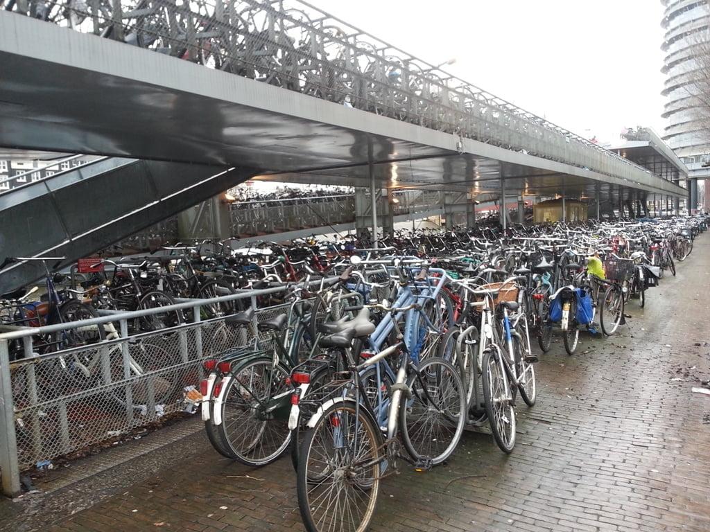 Bisiklet otoparkı