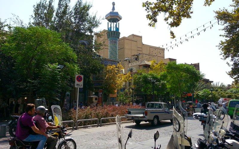 Iran-Trafik