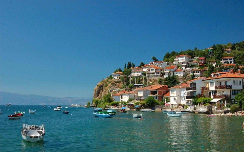 Ohrid-Seyahati
