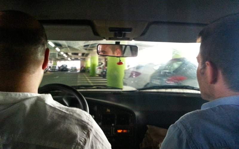 Tahran-Seyahati