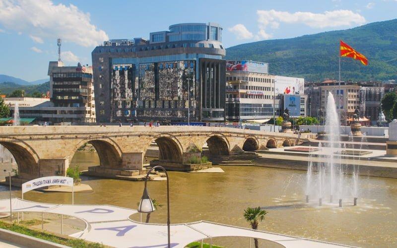 Makedonya-Meydani-Skopje