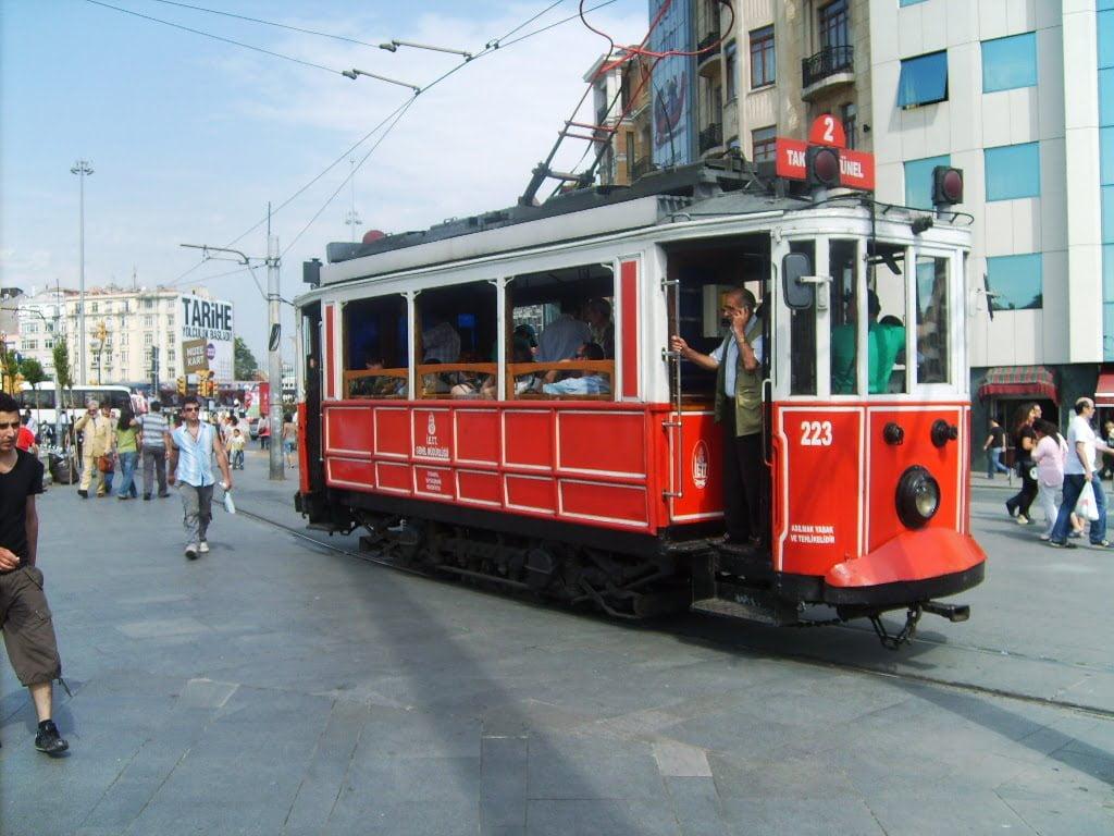 Galata Kulesi ve Taksim (28)