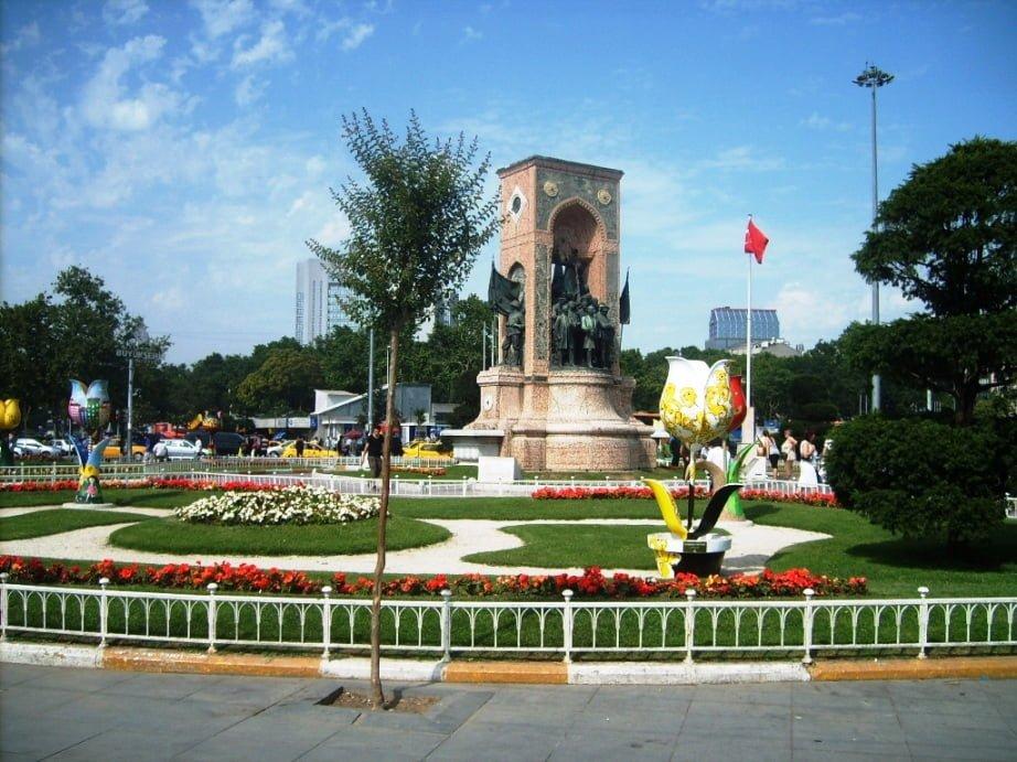 Galata Kulesi ve Taksim (6)