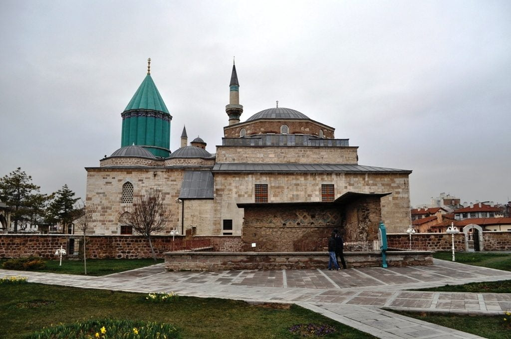 Mevlana Konya (1)