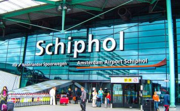 Schiphol-Airport