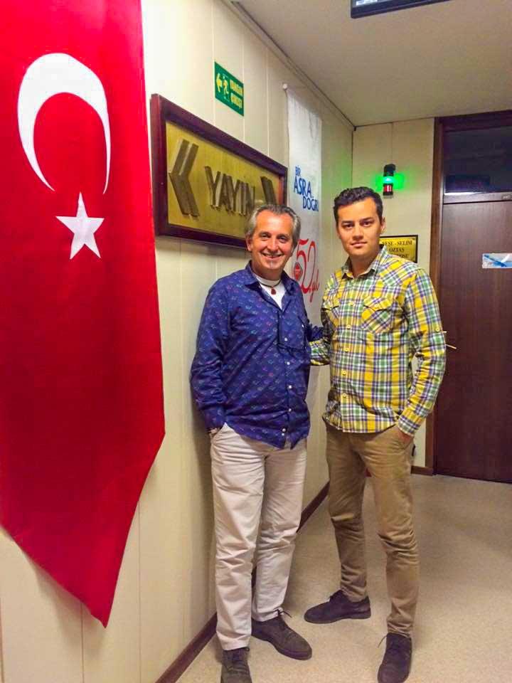 Murat Can Canbay, Ahmet Buğra Tokmakoğlu