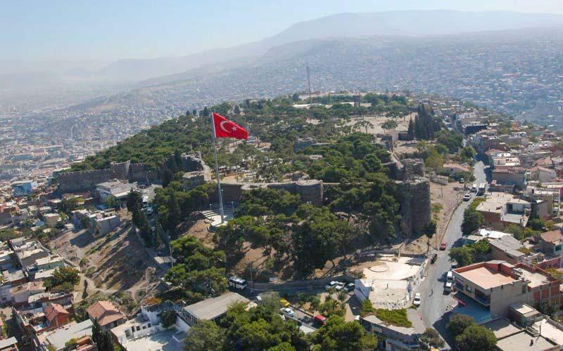 Kadifekale-Izmir