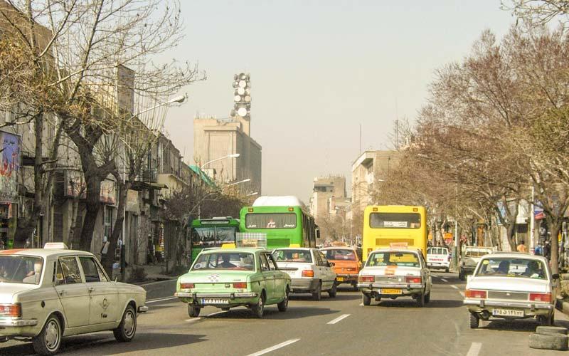 Tahran-Karsidan-Karsiya