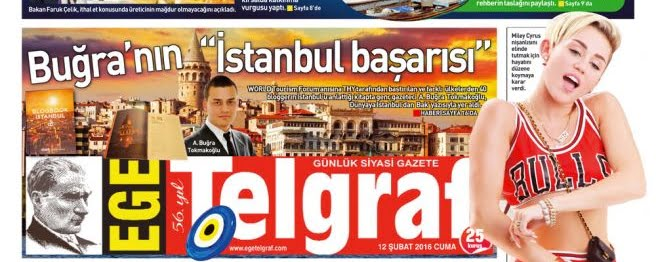 Blogbook-Ege-Telgraf-Izmir