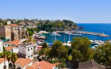 Kaleici-Antalya