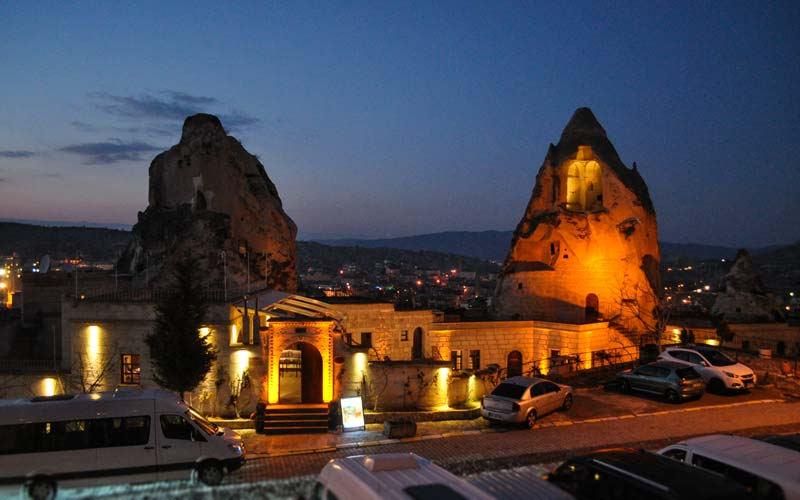 Kaya-Otel-Kapadokya