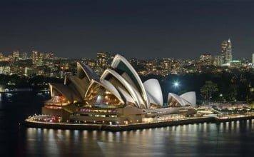 Sidney-Opera-Binasi-Avustralya
