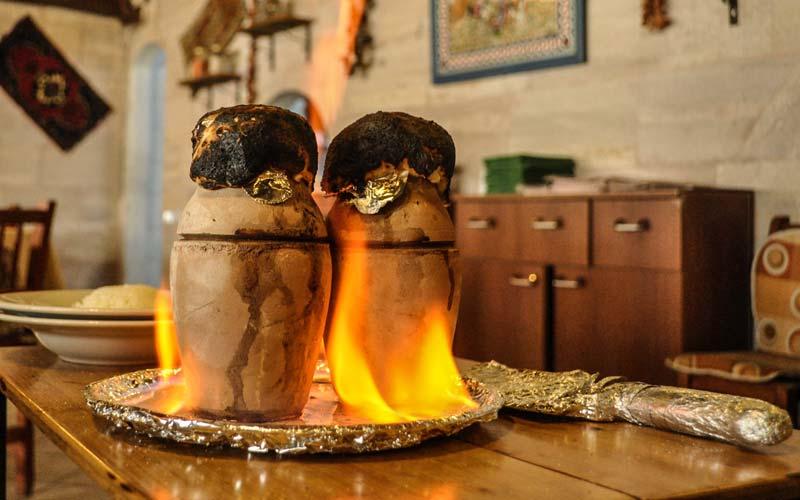 Testi-Kebabi-Kapadokya