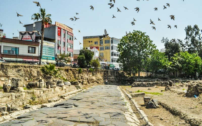 Antik-Yol-Tarsus