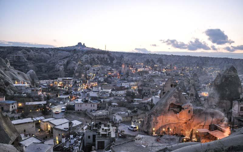 Goreme-Kapadokya-Nevsehir