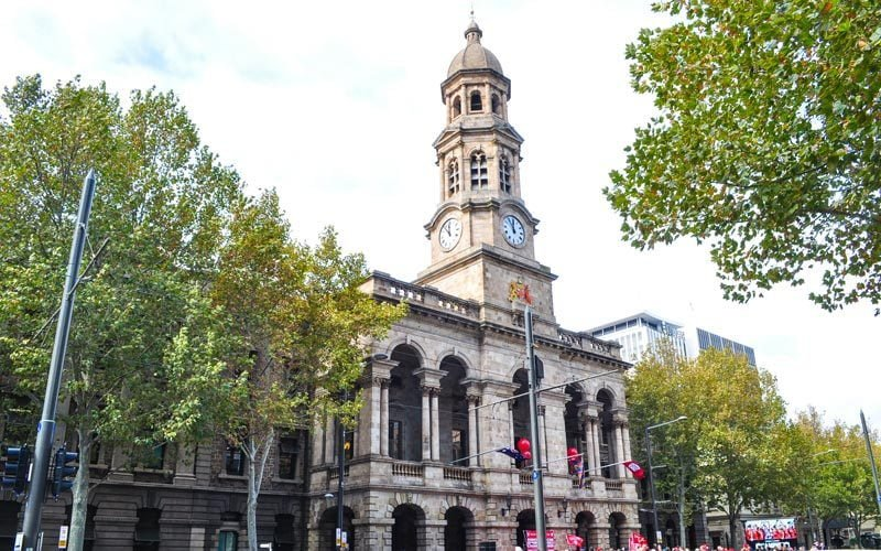 Adelaide-Town-Hall