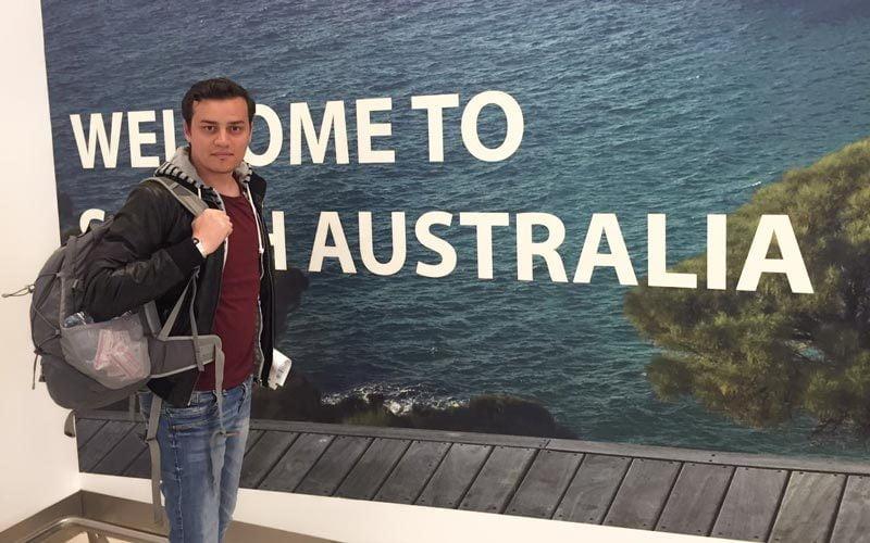 Avustralya-Yolcugu