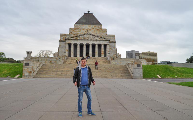 Melbourne-Botanik-Bahcesi