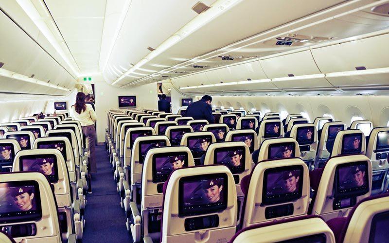 Qatar-A350-Ekonomi