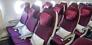 Qatar-A350-Ucus