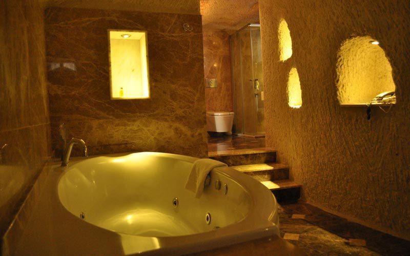 Cappadocia-Cave-Suites-Banyo