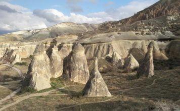 Pasabagi-Kapadokya