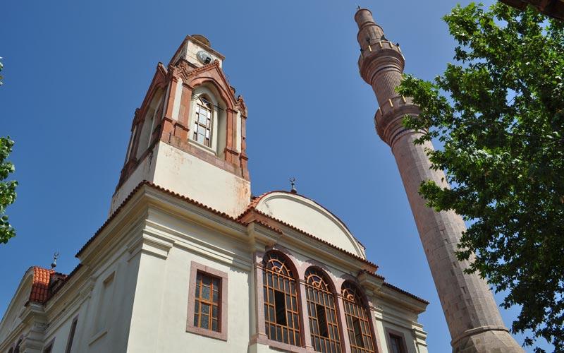 Saatli-Cami-Ayvalik