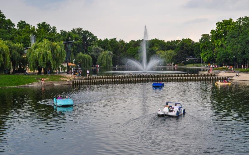 Budapeste-Sehir-Parki