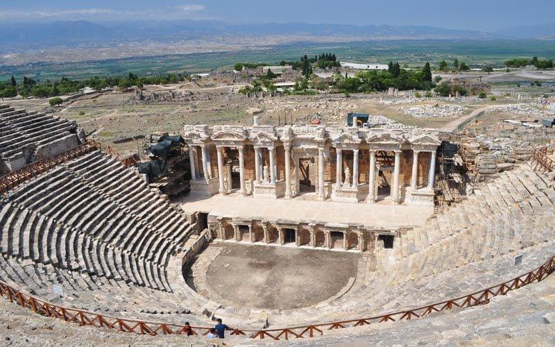 Hierapolis-Antik-Kent