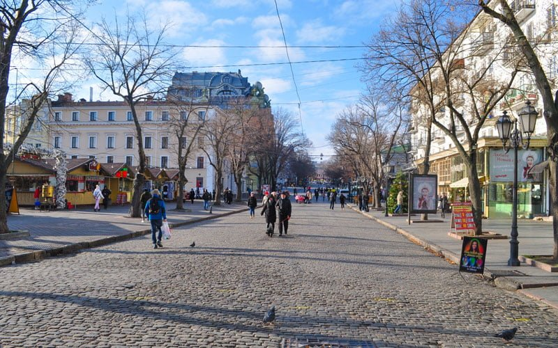 Deribasovskaya-Caddesi-Odessa