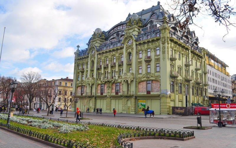 Odessa-Gezilecek-Yerler