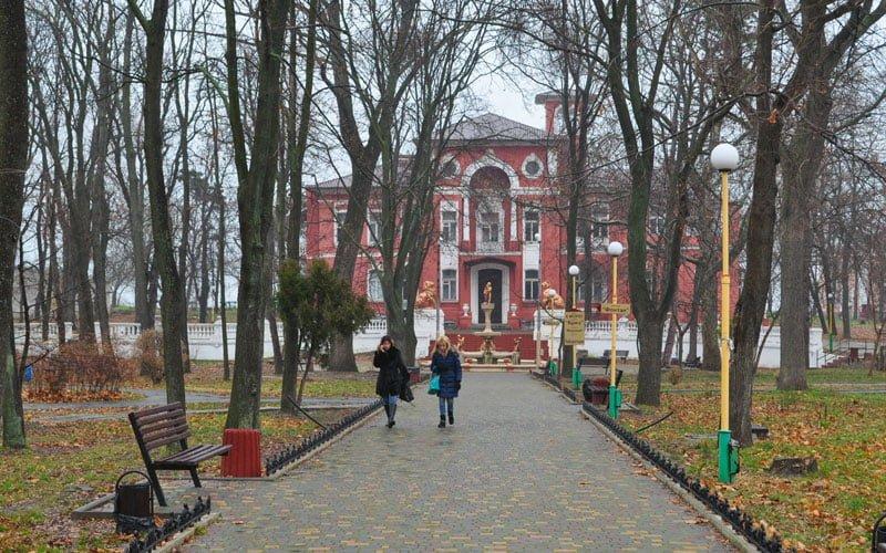 Odessa-Gorki-Sanatoryum