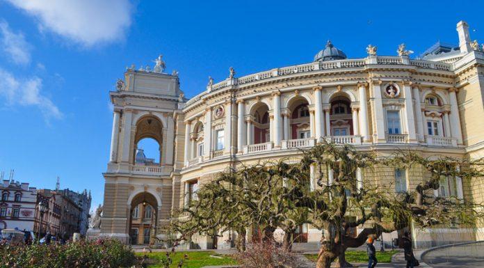 Odessa-Opera-Tiyatro