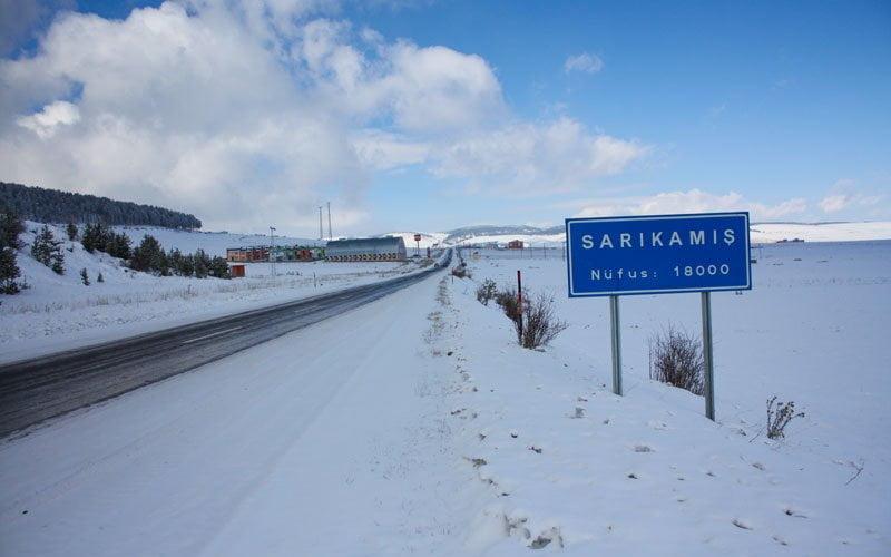 Sarikamis-Kars
