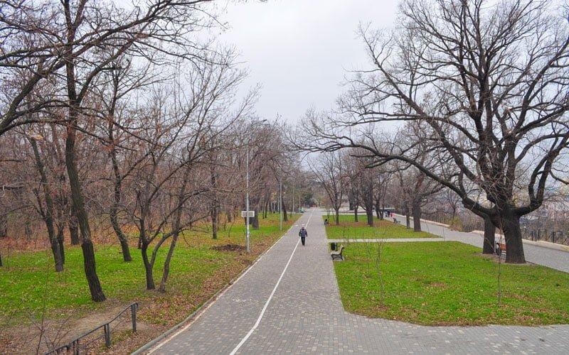 Shevchenko-Park