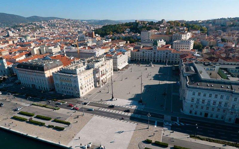 Trieste-Sehir-Merkezi