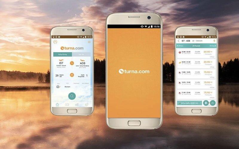 Turna-Android-Uygulamasi