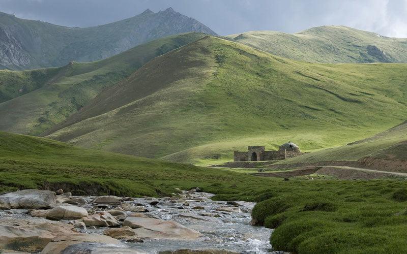 Ipek-Yolu-Kirgizistan