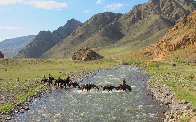 Tanri-Daglari-Kirgizistan