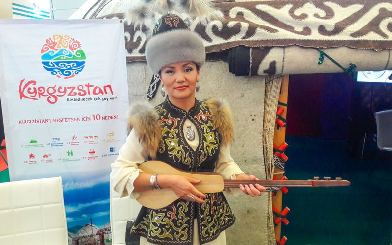 Kirgizistan-Kulturu