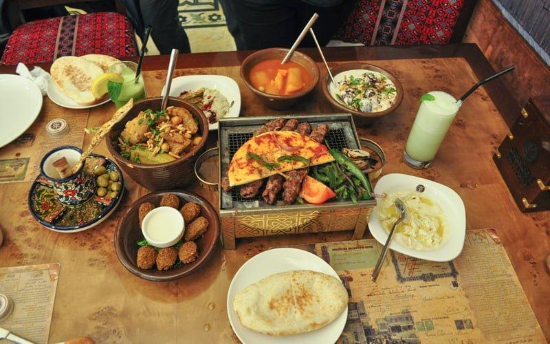 Katar-Yemekleri
