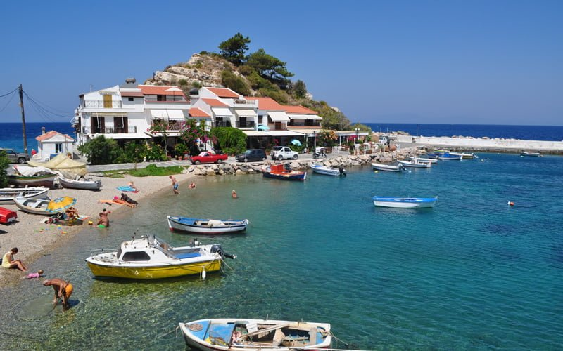 Yunan-Samos