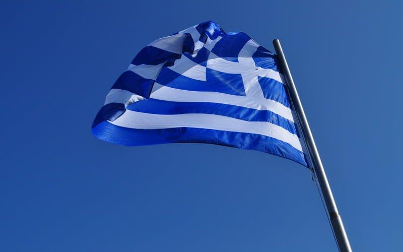 Yunanistan-Bayragi