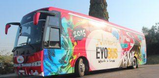 Avrupa-Otobusle-Tur